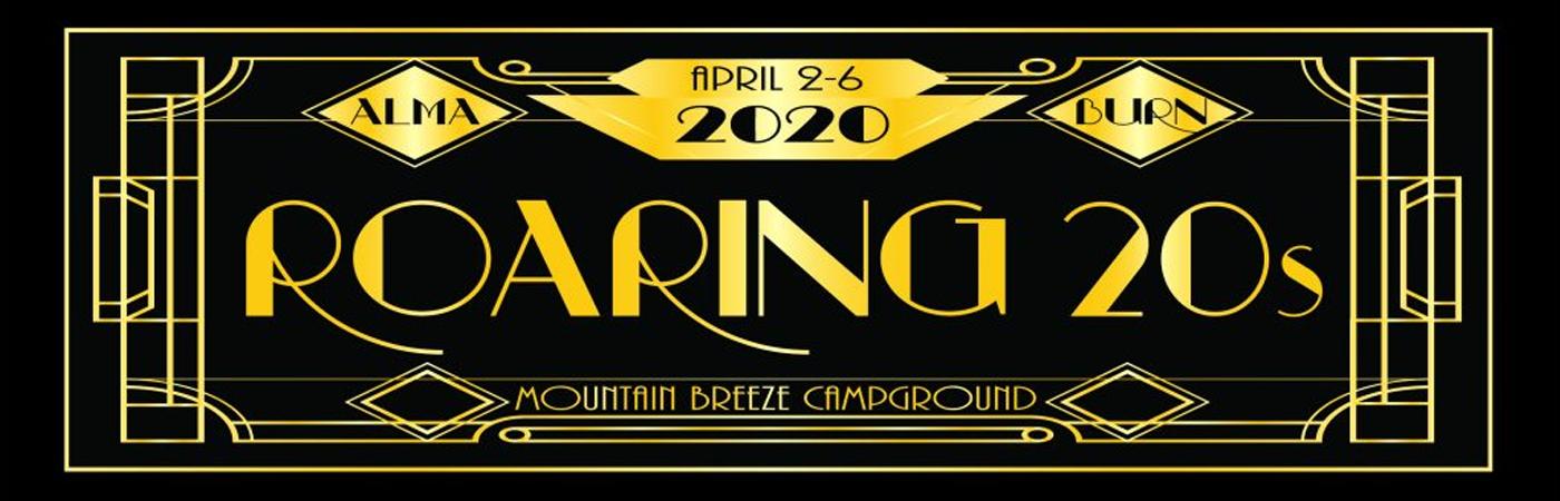 Alma Burn 2020 | Apr 2-6 | New Braunfels, Texas