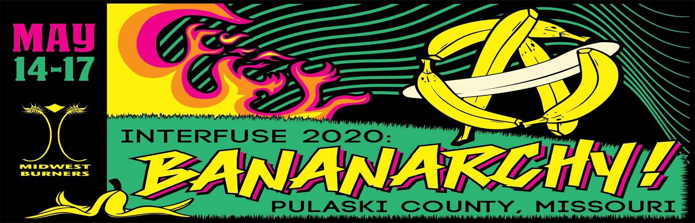 InterFuse 2020 | May 14-17 | Laquey, Missouri