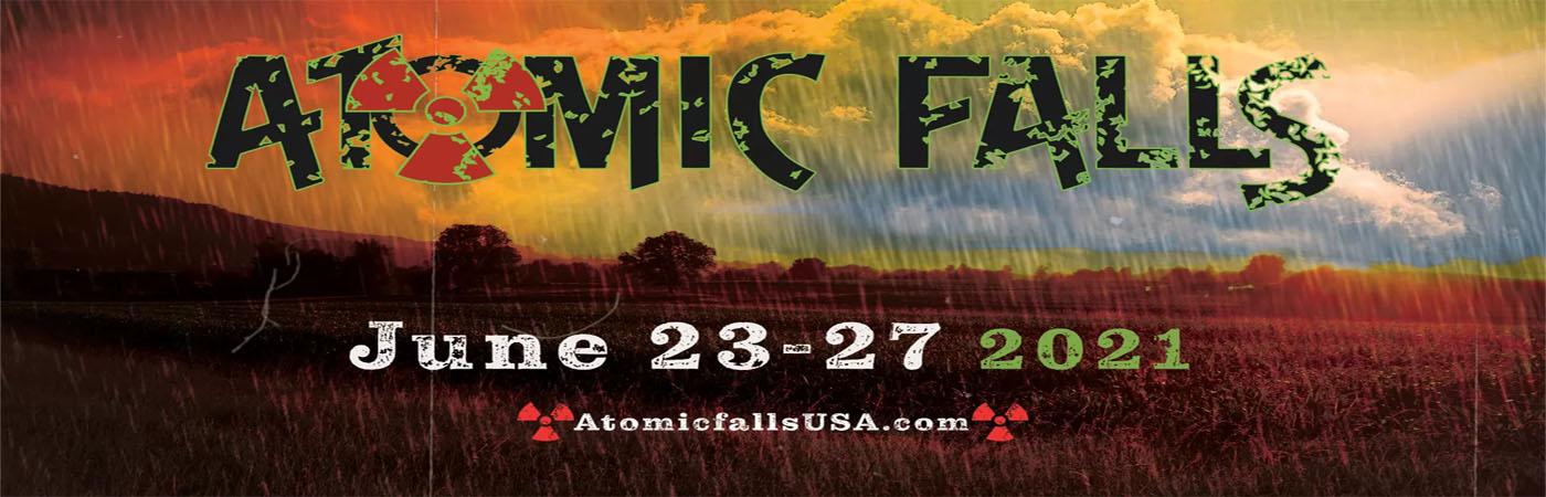 Atomic Falls 2021 | June 23-27, 2021 | Wyandotte, OK